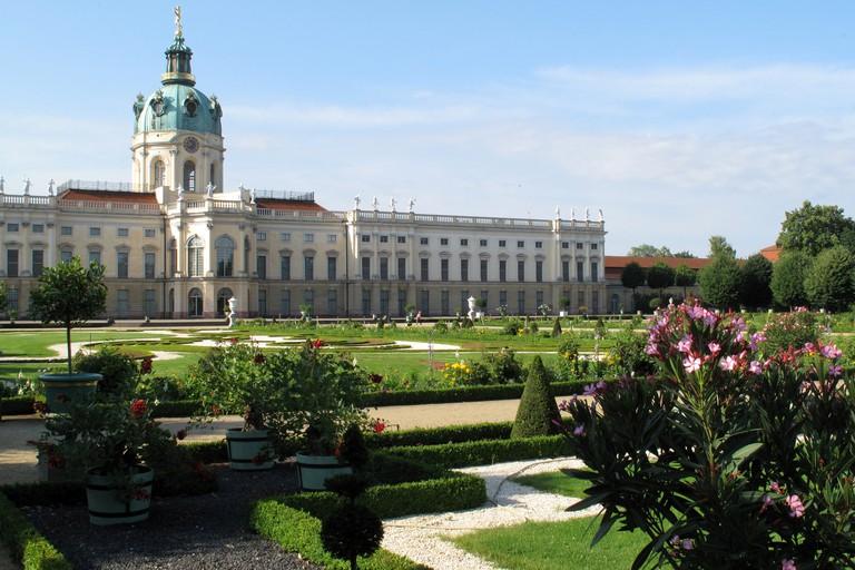 Schloss Charlottenburg Berlin, Germany.