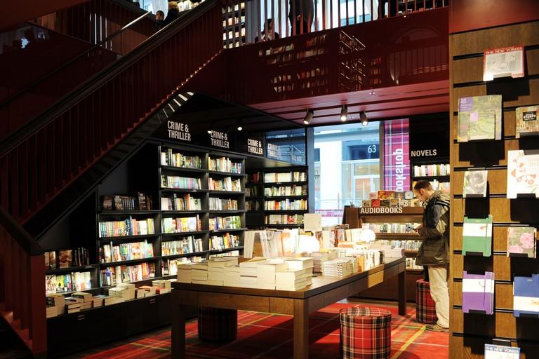 Dussman Book Store, Berlin