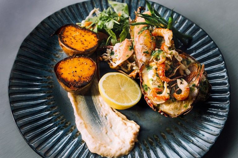 Kilted Lobster dish - Kilted Lobster