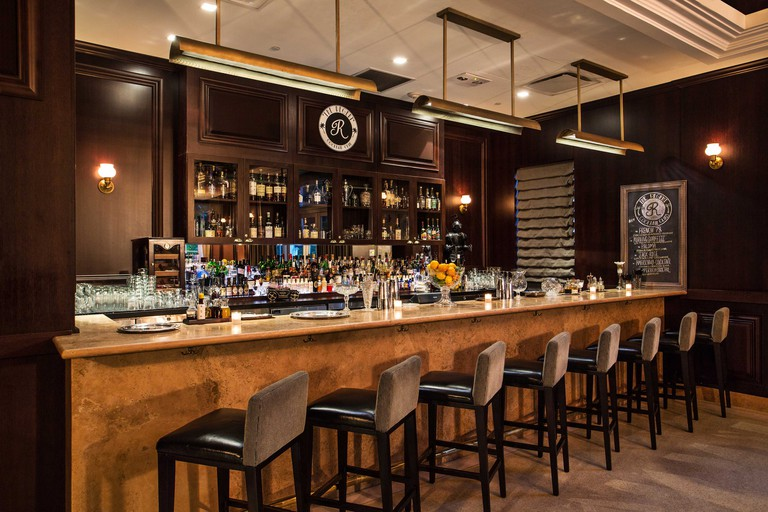 The Regent Cocktail Club at Gale South Beach Hotel, Miami