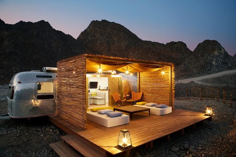Sedr Trailers Resort, Dubai, UAE.