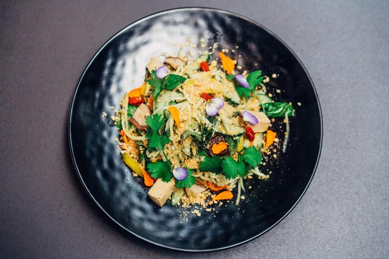 Grab a salad at Planta