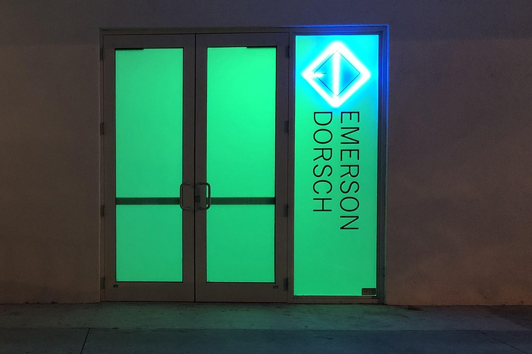 Emerson Dorsch features a rooftop terrace where a range of musicians perform
