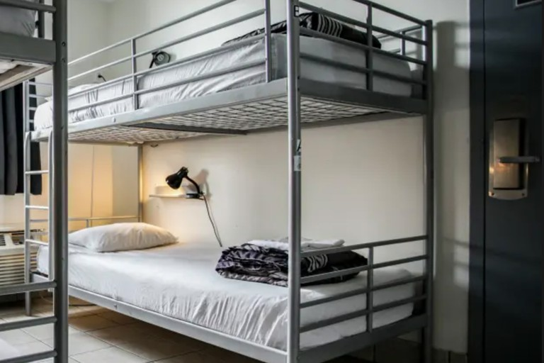 HI Toronto offers private rooms to 14-bed dorms