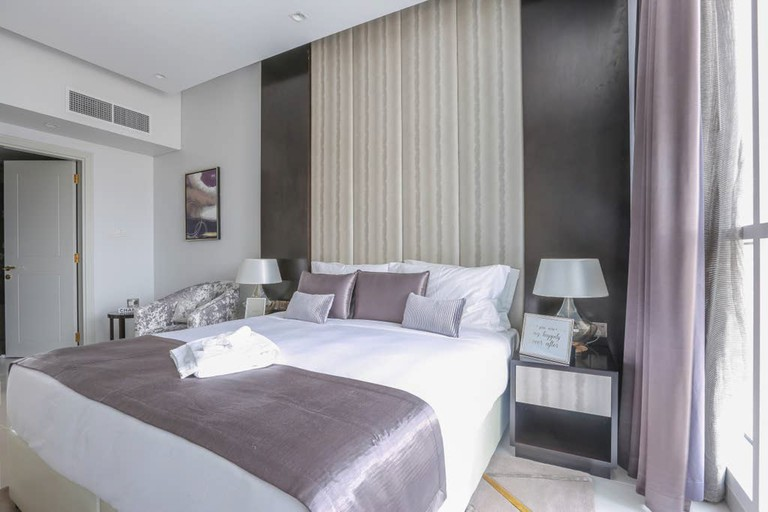 Shop til you drop at this Dubai Mall apartment