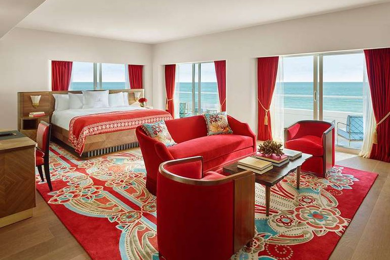 Suite at Faena Hotel South Beach