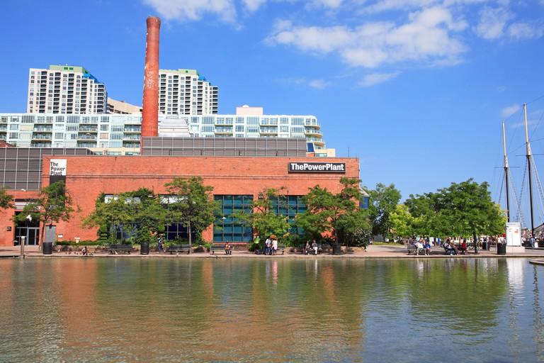 Power Plant Contemporary Art Gallery, York Quay