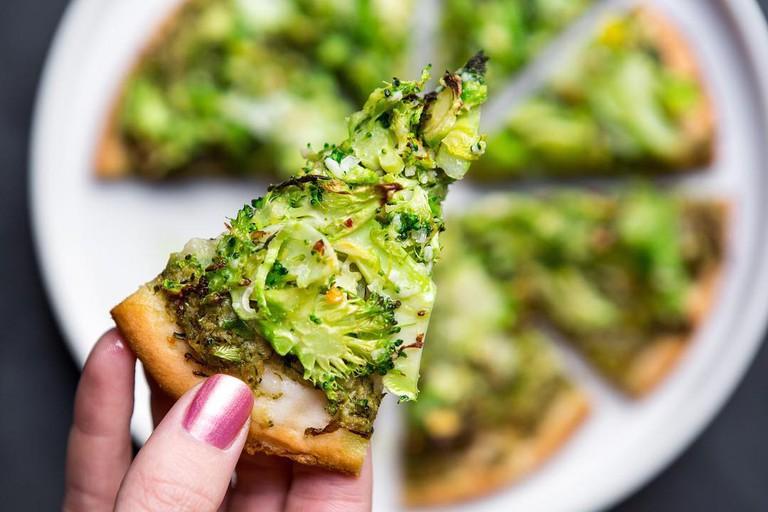 Broccolini horizontal