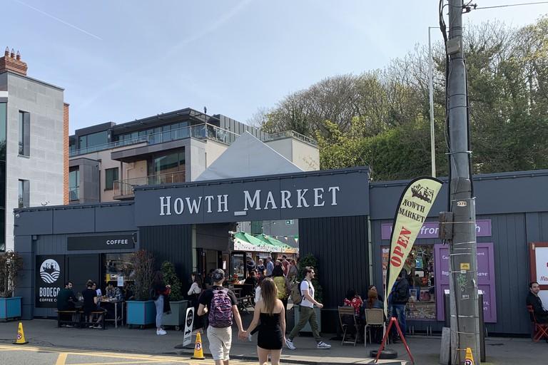 Explore the treasures of Howth Market