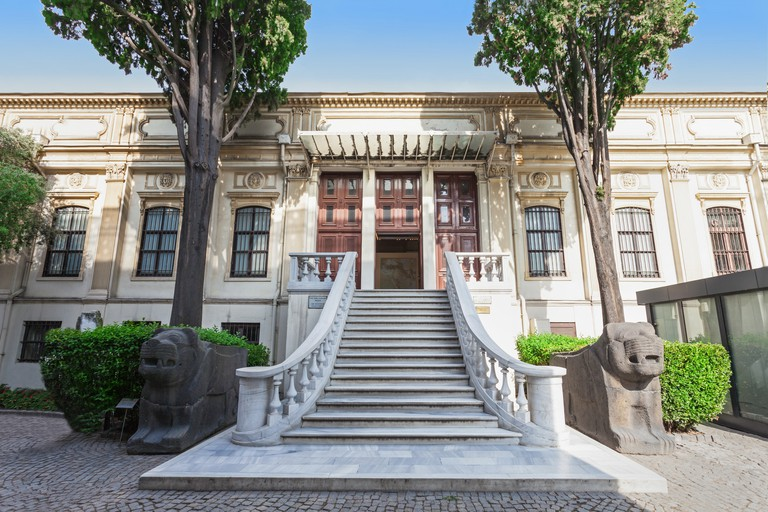 The Istanbul Archaeology Museum contains over a million artefacts from every corner of the Ottoman Empire