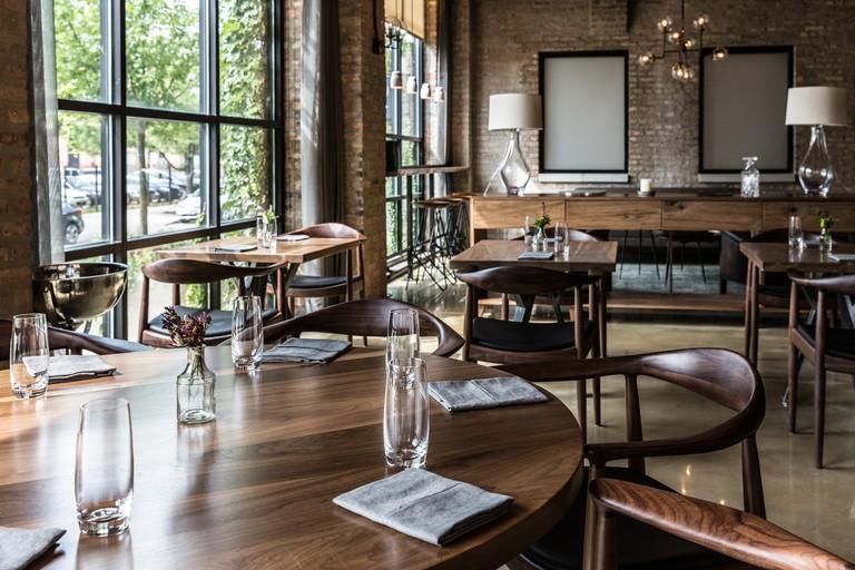 Smyth restaurant