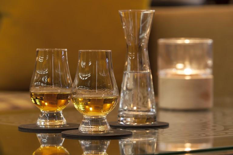 Scotch, Whisky Bar, The Balmoral Hotel, Edinburgh.