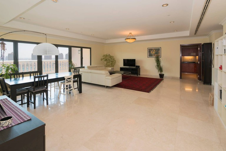 Family-Friendly Apartment at The Pearl Qatar
