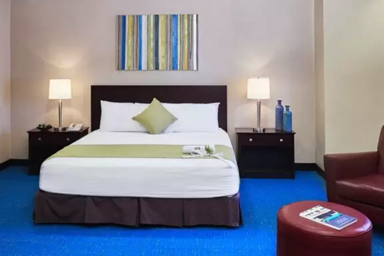 L Hotel offers an intimate stay in a central location near the beach