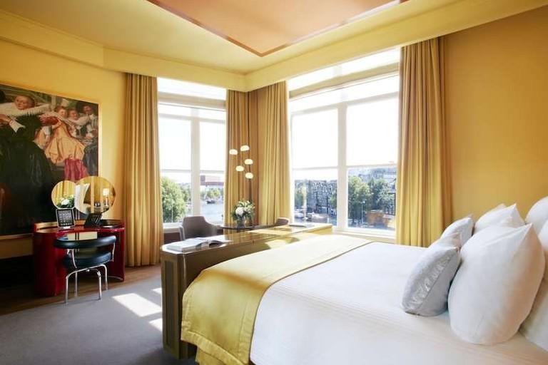 Junior suite at De L' Europe Amsterdam