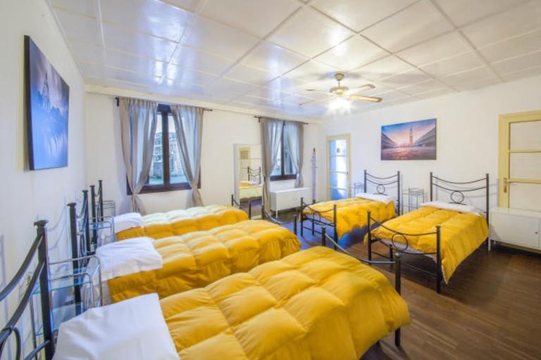 Dormitory room at L'Imbarcadero