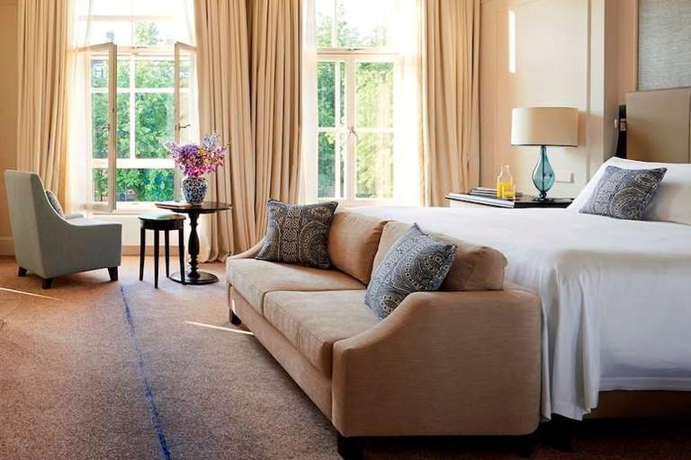Suite at Waldorf Astoria