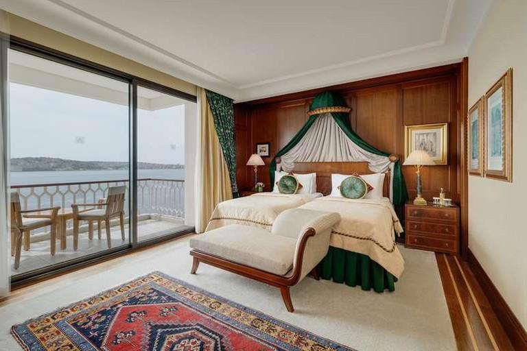 Suite at Ciragan Palace Kempinski