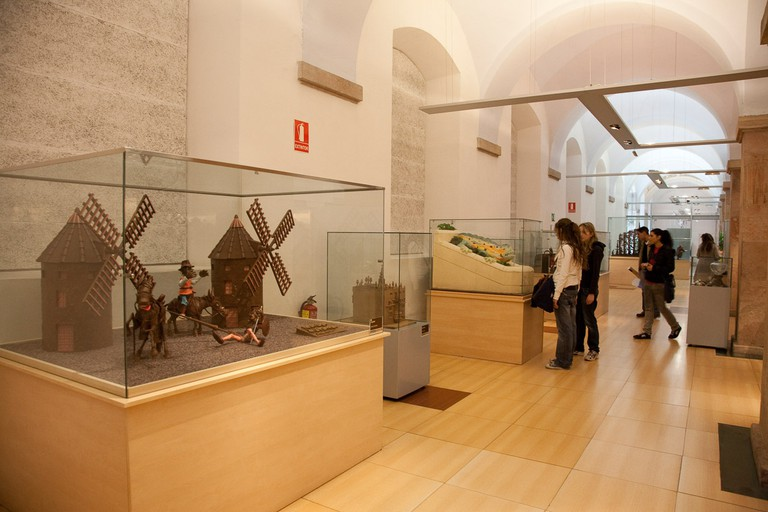 Learn all about (and taste) chocolate at the Barcelona Chocolate Museum