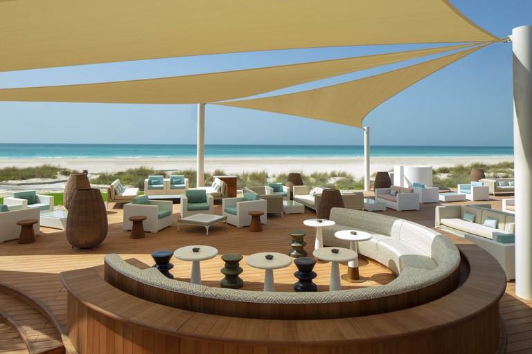 Buddha-Bar Beach, Abu Dhabi.