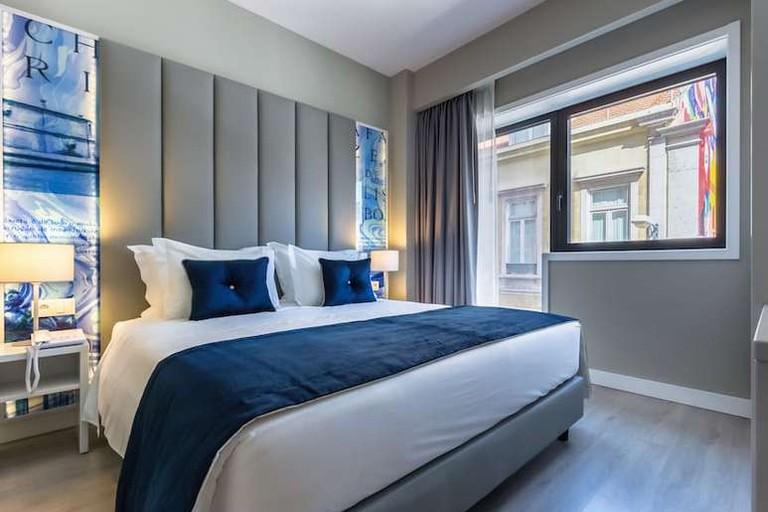 Double room at Lisbon Sao Bento Hotel