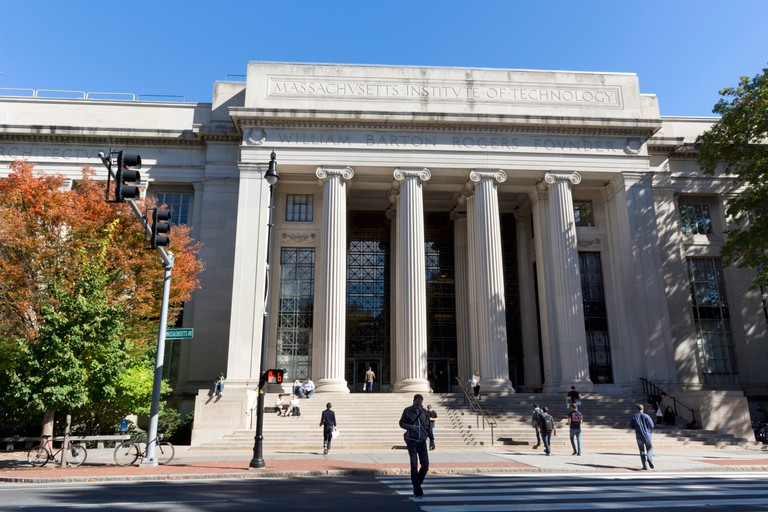 The Massachusetts Institute of Technology is among the top universities in the world