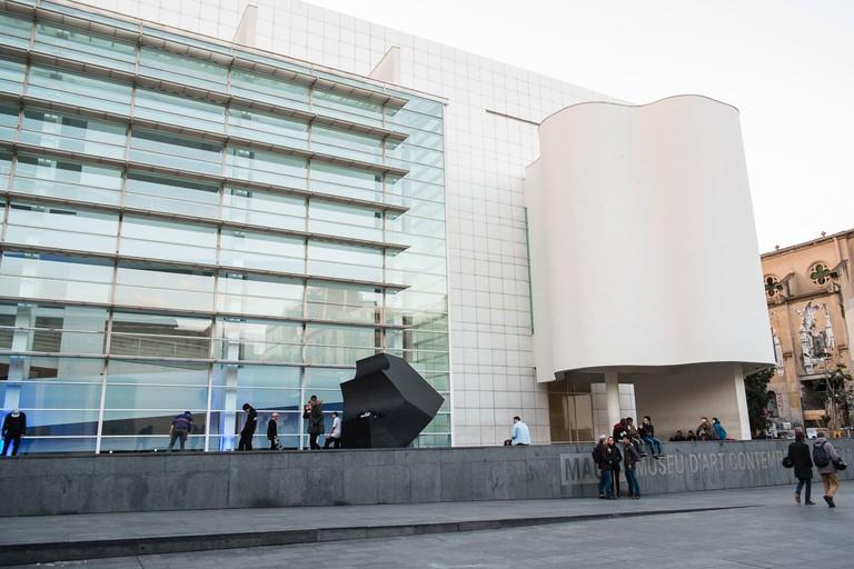 Museum of Contemporary Art Barcelona MACBA