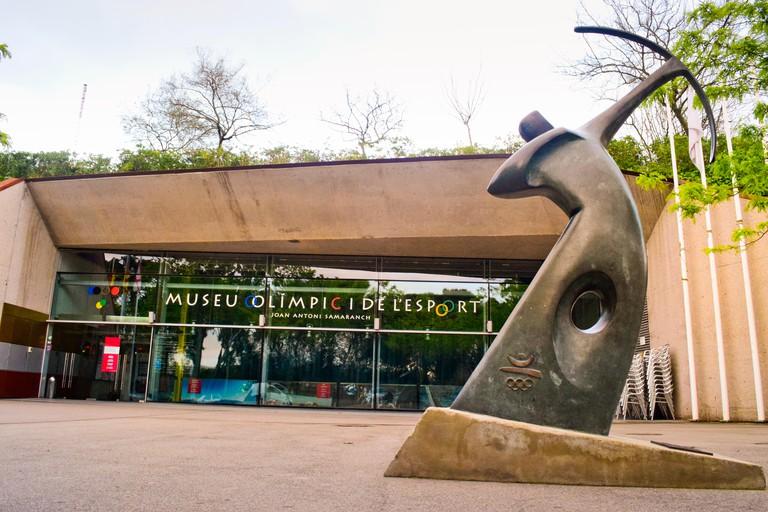 Museu Olimpic de l'Esport