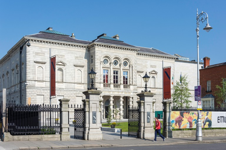National Gallery of Ireland, Dublin.