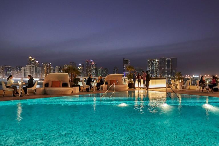 The Eclipse Bar Four Seasons, Abu Dhabi