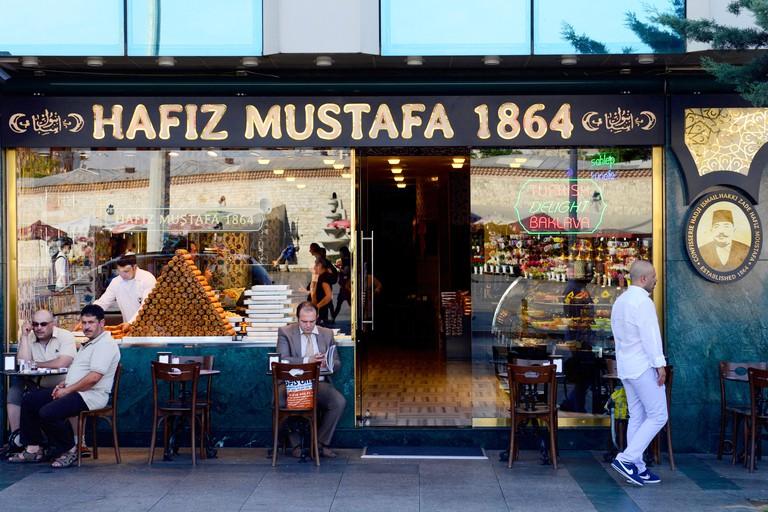 Pick up something sweet at Hafiz Mustafa