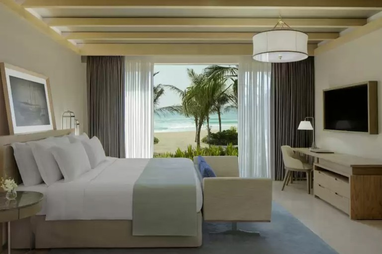 Jumeirah Al Naseem is an eco-conscious resort