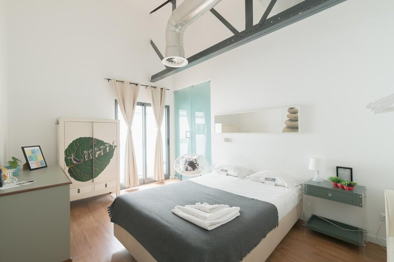 Double room at Lisbon Destination Hostel