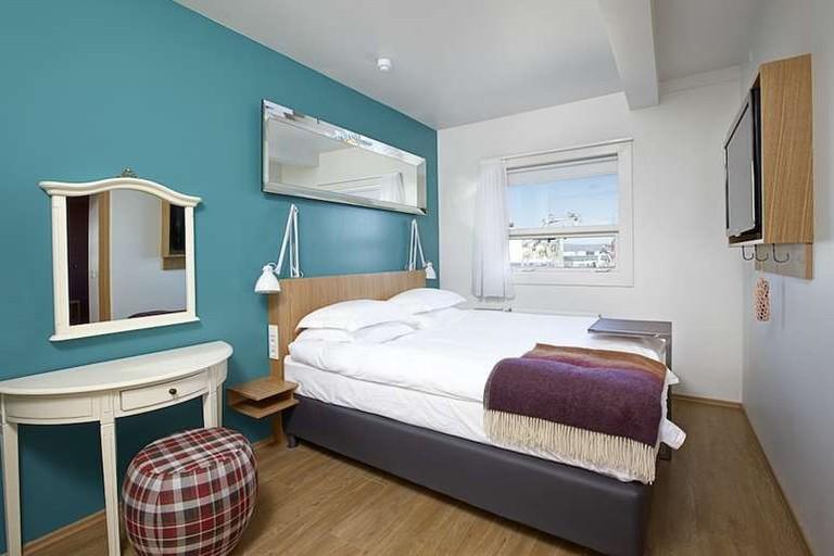 King room at Icelandair Hotel Reykjavik Marina