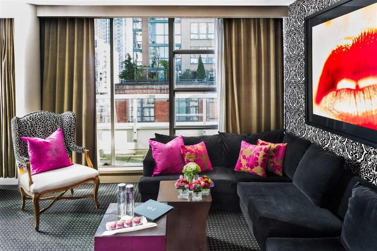 Opus is chic, sophisticated and bold when it comes to design