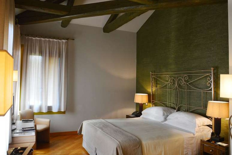 Double room at Bauer Palladio Hotel and Spa