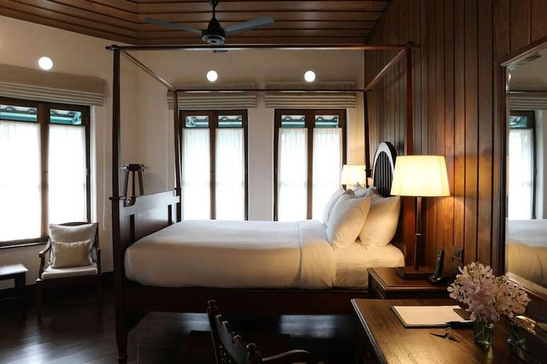 Rattanakosin's 1905 Heritage Corner has just three guest rooms