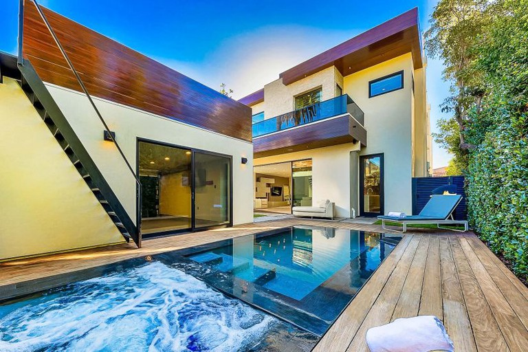 Smart home in the heart of LA