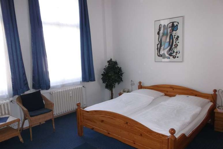 Double room at Hotel-Pension Bregenz