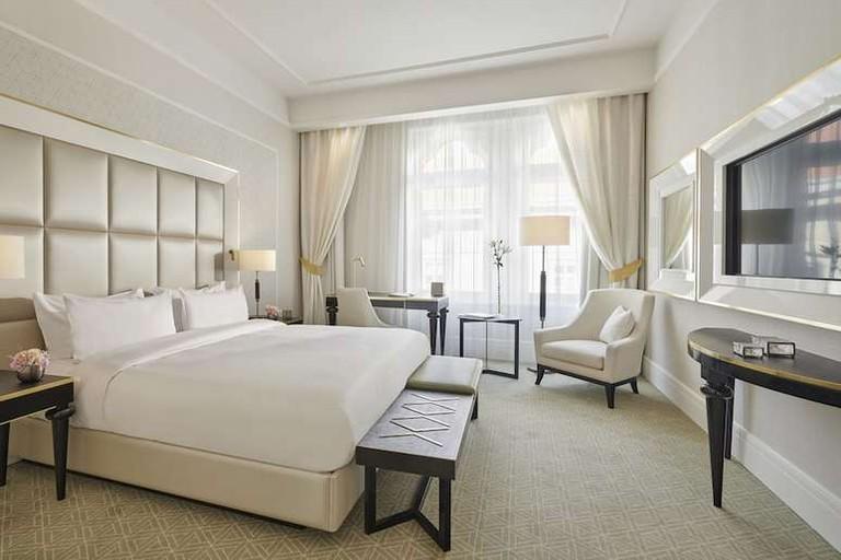 Suite at Párisi Udvar Hotel Budapest