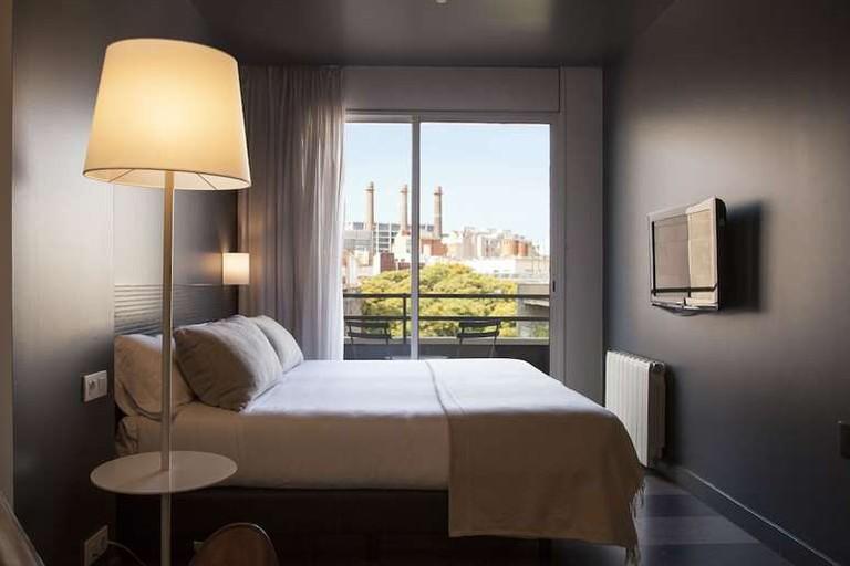 Double room at Chic and Basic Ramblas Barcelona
