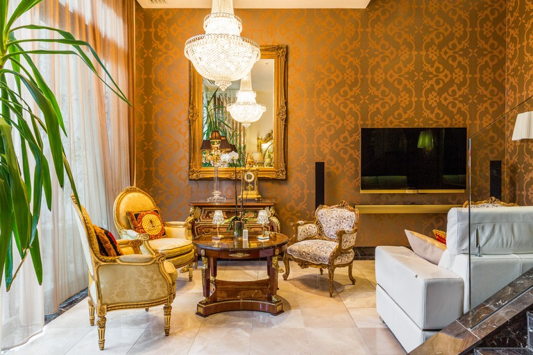 Extravagant apartment close to Crown Casino
