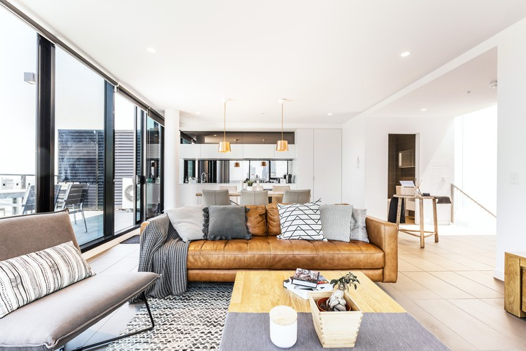 A Southbank penthouse apartment with panoramic views