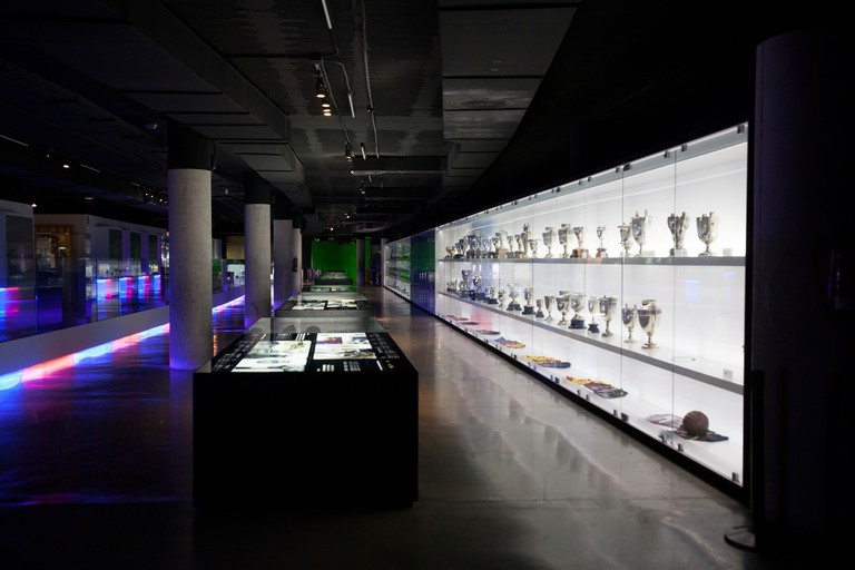 Museum of the Football club Barcelona