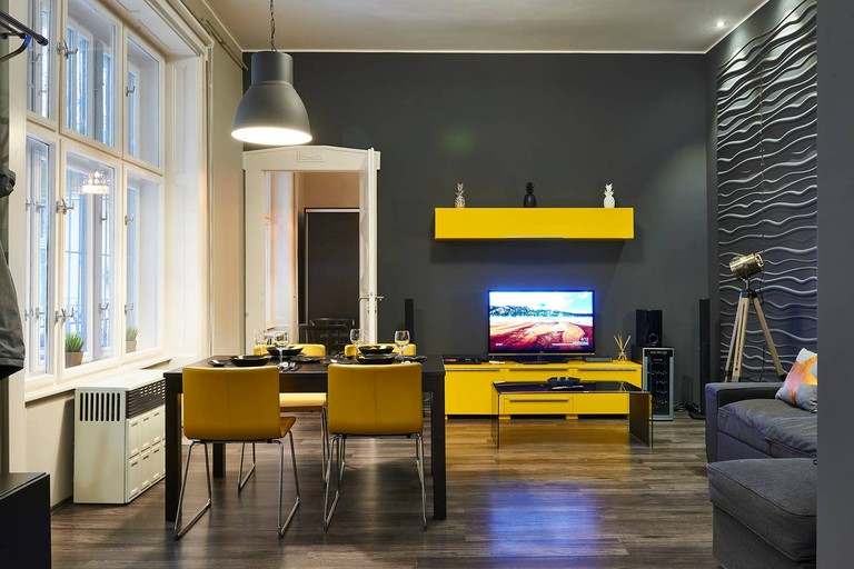 Chic apartment in Jewish District