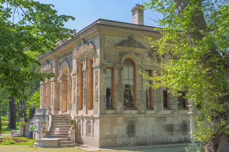 Ihlamur Palace building, Besiktas, Istanbul, Turkey