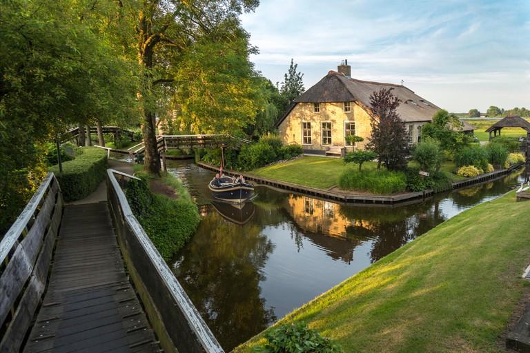 Giethoorn, Netherlands.