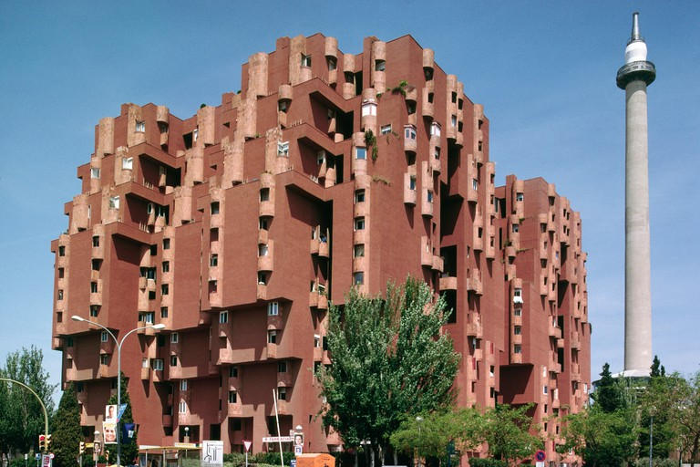 Walden 7 was designed by architect Ricardo Bofill
