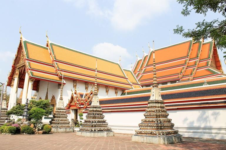 Flexi Walking Temple Tour