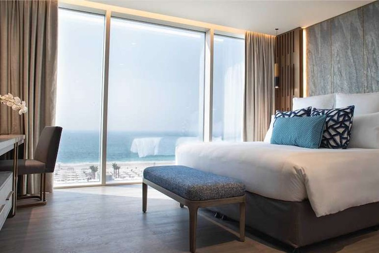 Ocean suite at Jumeirah Beach Hotel
